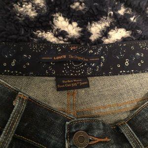 Levi Jeans 545 Perfect Waist Bootcut